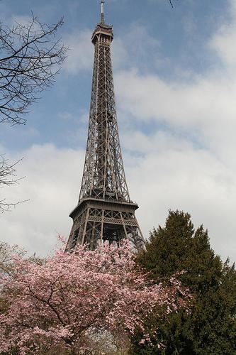 March in Paris