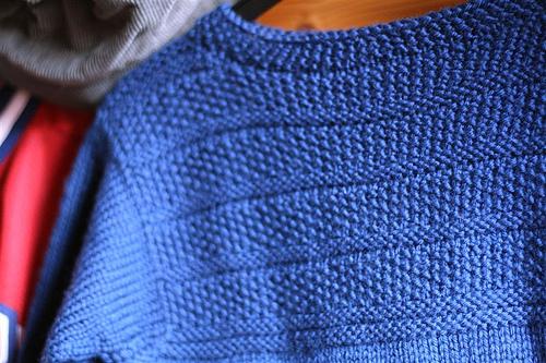 seed stitch yoke